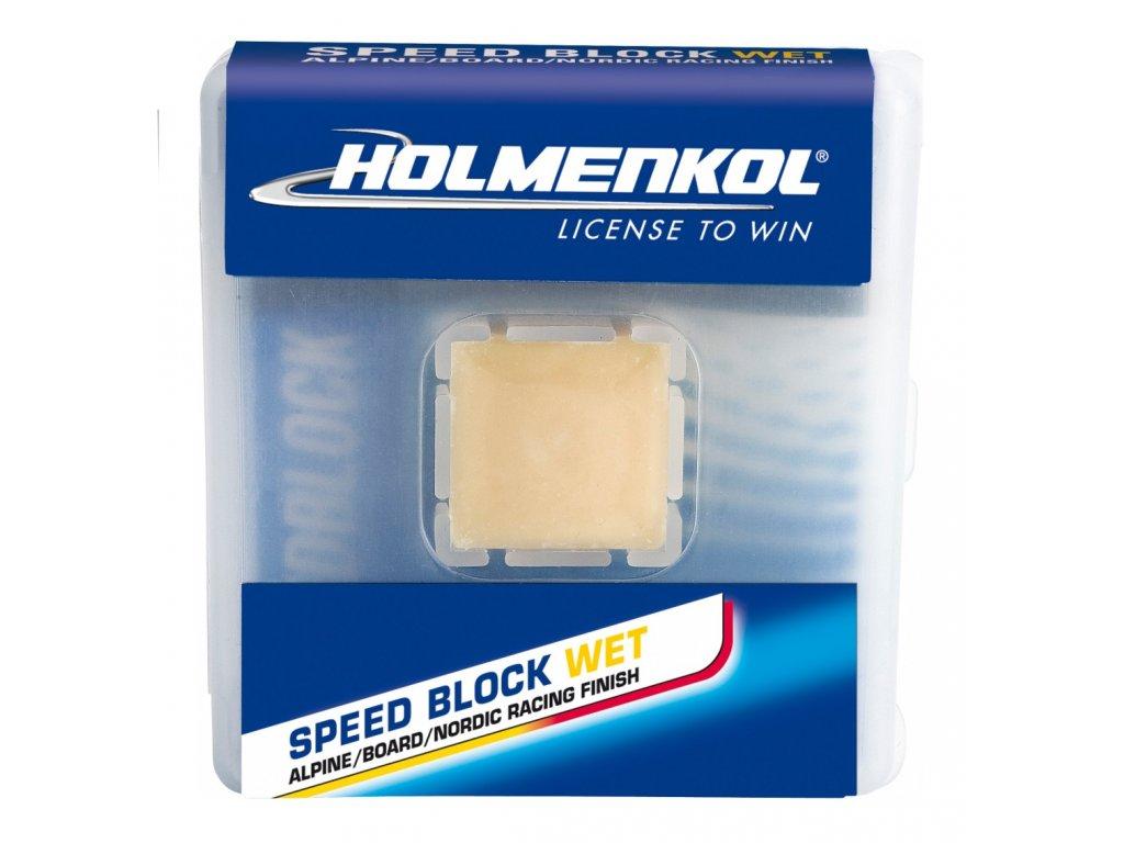 HOLMENKOL Speed Block Wet