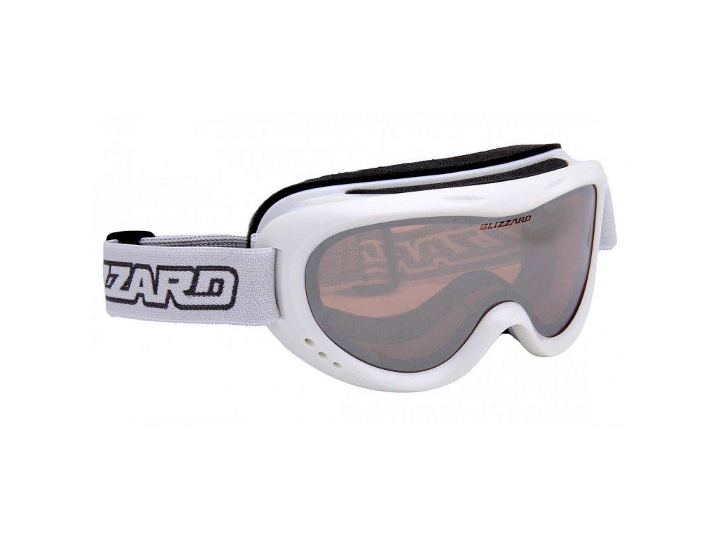 BLIZZARD 907 MDAZO White Metalic JR