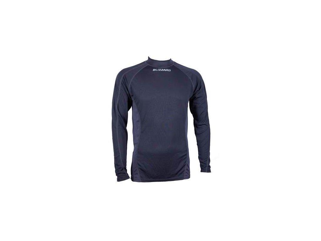 lenjerie corp pentru barbati blizzard man warm shirt long sleeve grey marime xs 2011074 1[1]