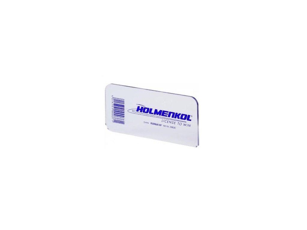 HOLMENKOL Plastová škrabka 5mm