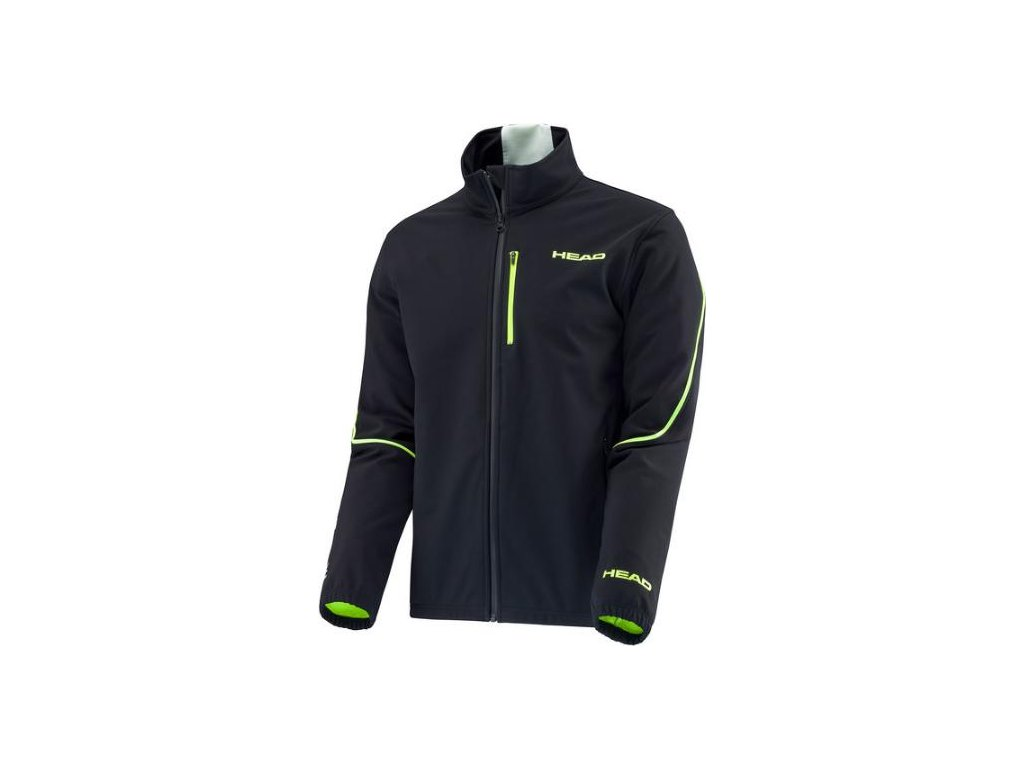 head race team training jacket black green p9018 5256 medium[1]
