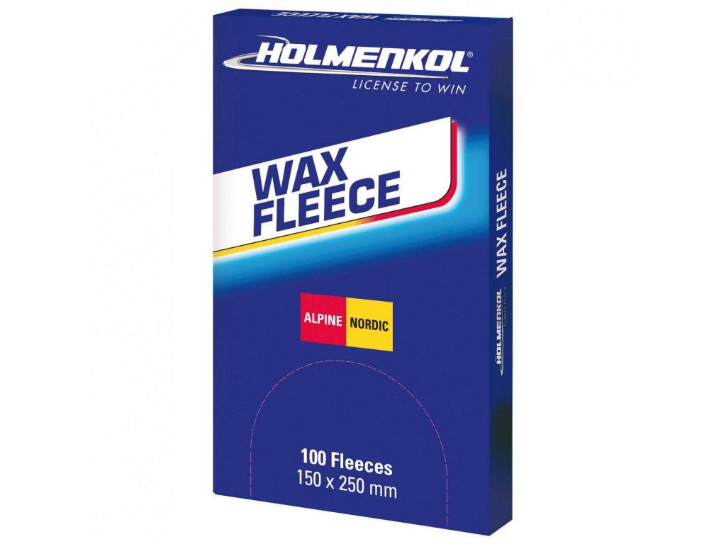 HOLMENKOL Wax Fleece 100ks