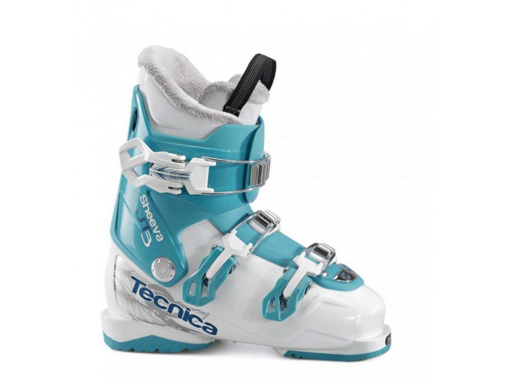 Lyžáky TECNICA JT 3 Sheeva White/Blue
