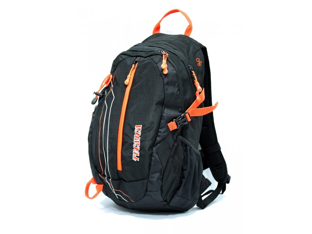 TECNICA Active Backpack Black/Orange