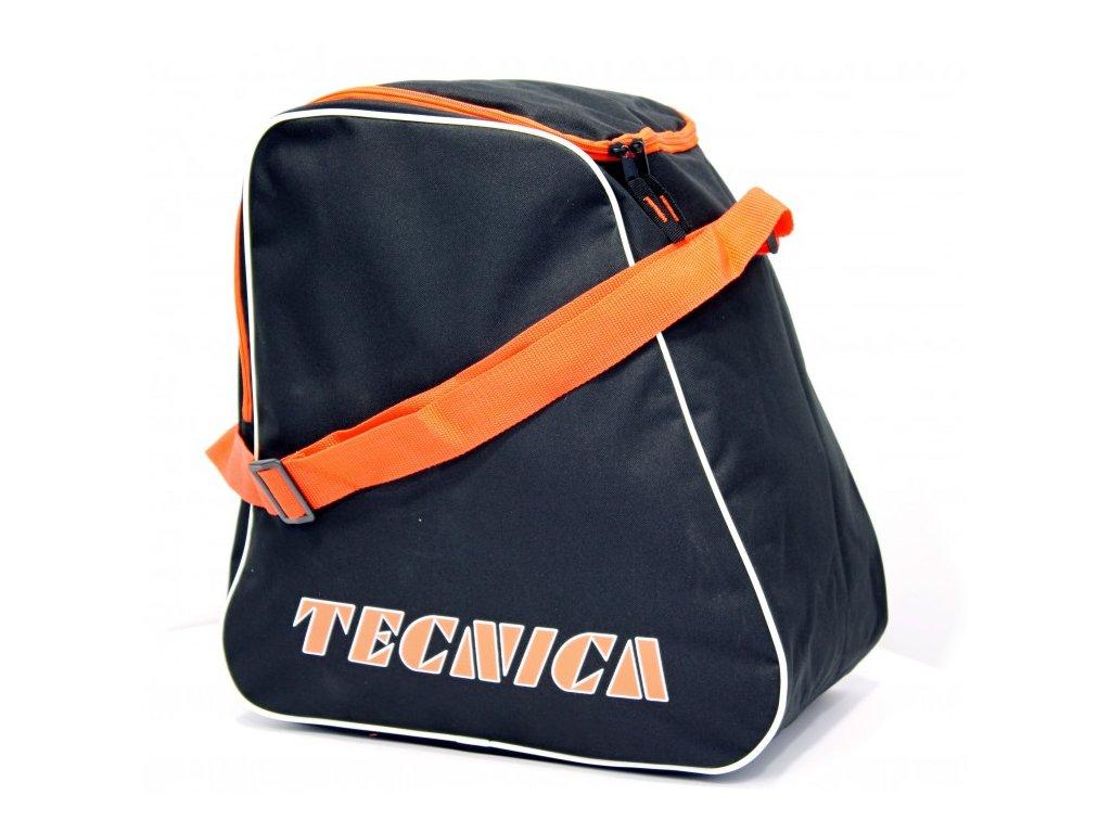 TECNICA Skiboot Bag Black/Orange