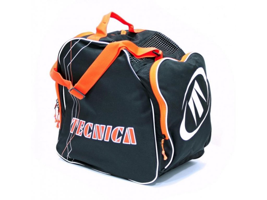 tecnica skiboot bag premium black orange[1]
