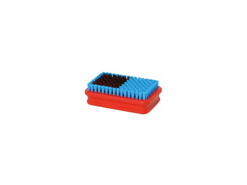 SWIX Kartáč Kombi - Bronz/Nylon, střední T0159B