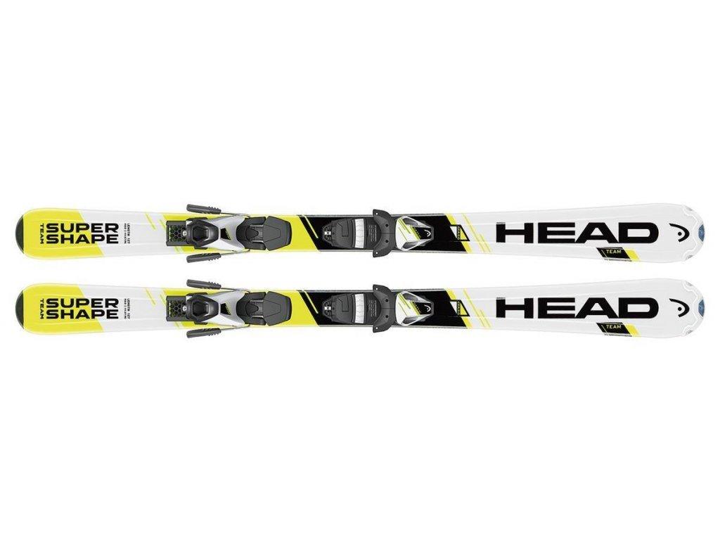 HEAD Supershape Team LR + SX 4,5 AC