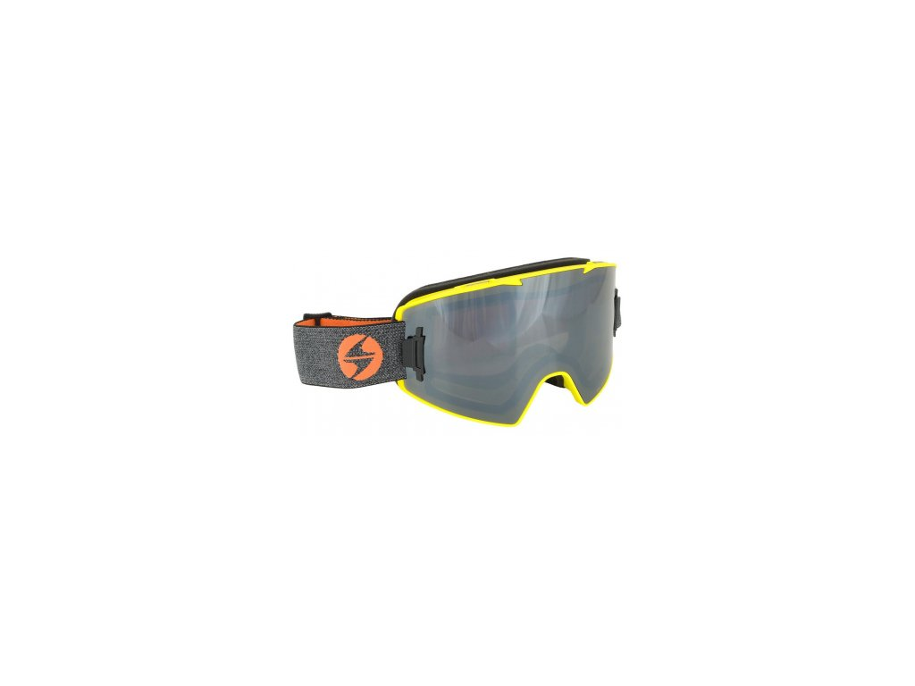 lyzarske bryle blizzard ski gog 927 magnetic box neon yellow matt 1x o[1]