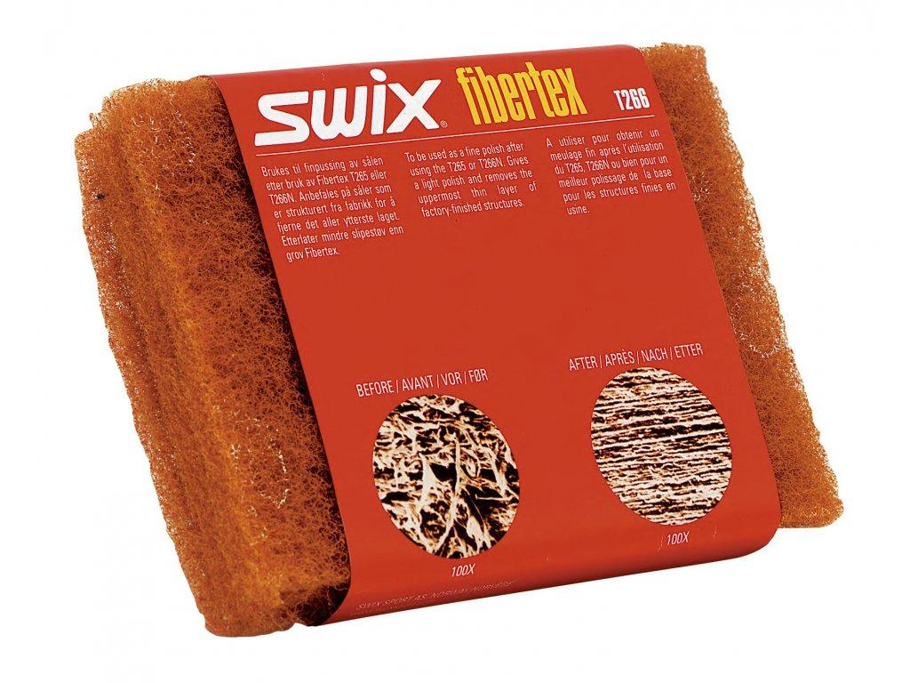 SWIX Fibertex Medium - Oranžový T0264
