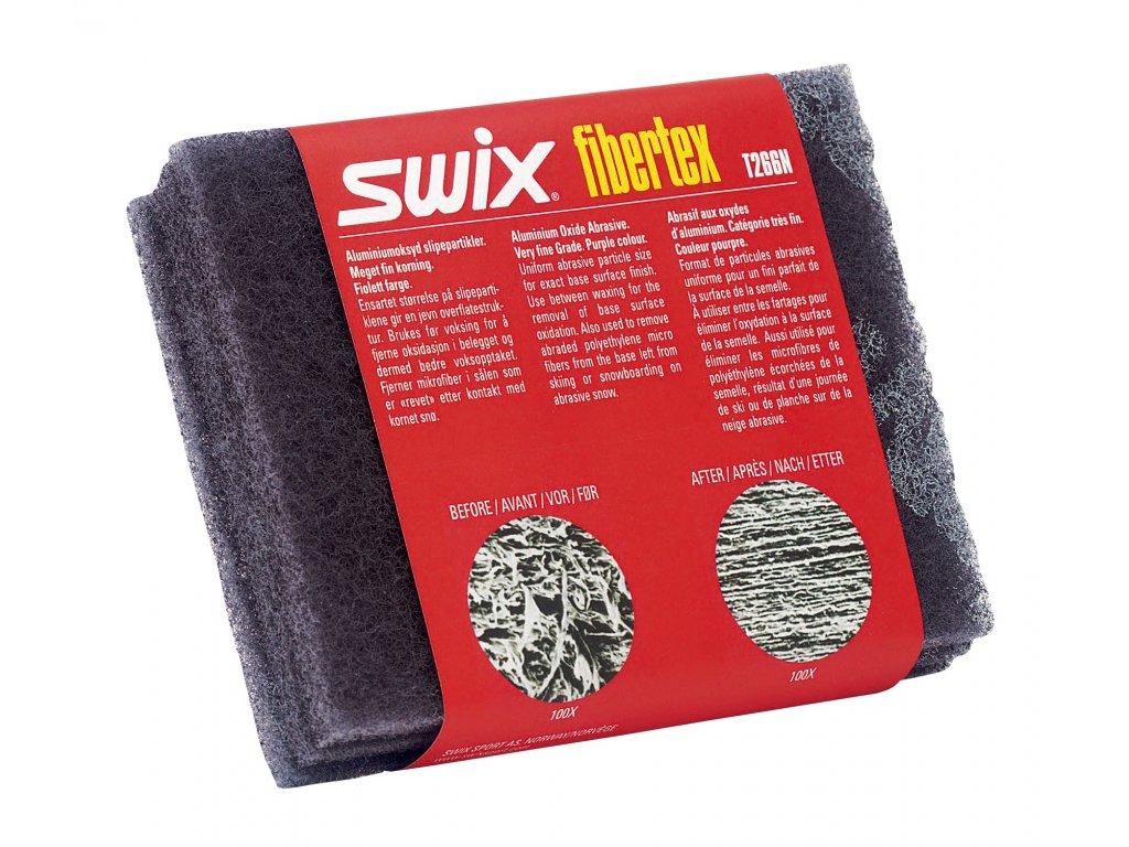 SWIX Fibertex Coarse - purpurový T0266N