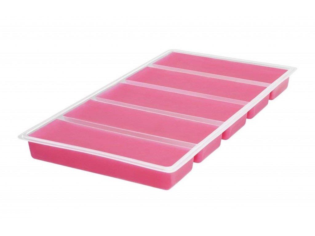 HOLMENKOL Universal Wax Bar Pink 5x190g