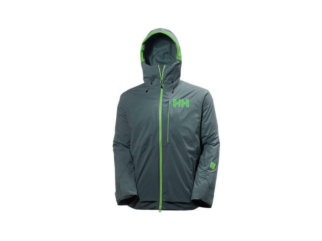 Pánská zimní bundaHELLY HANSEN Sogn Jacket Rock Pierre