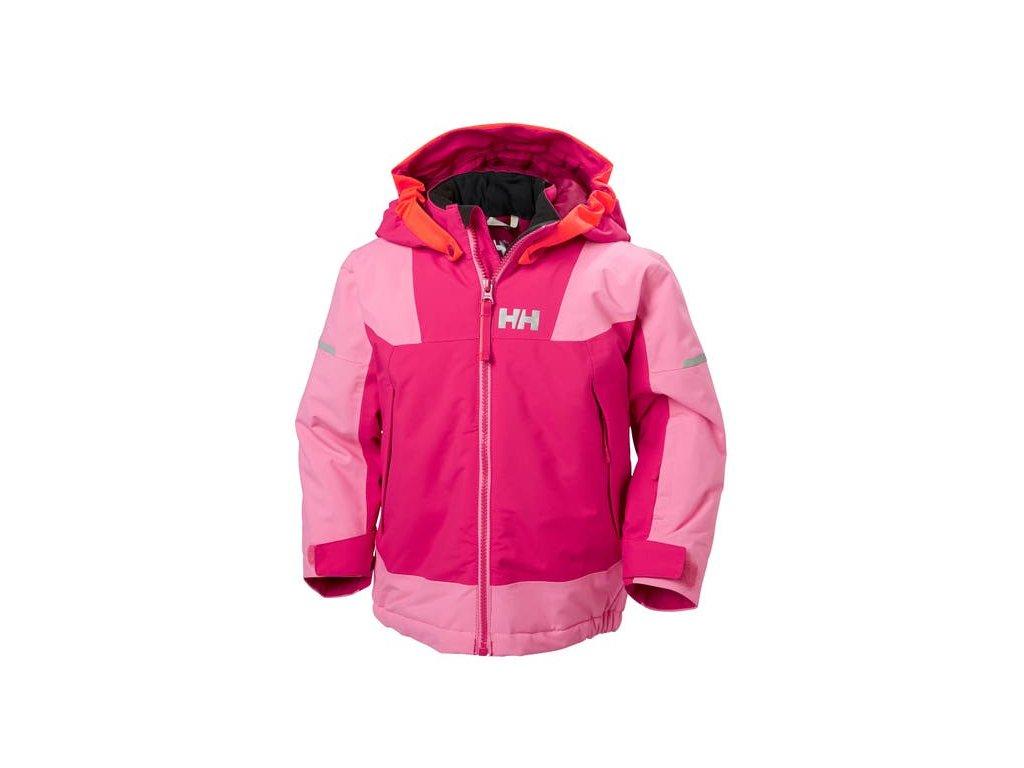 Bunda HELLY HANSEN K Velocity 2 Jacket Bright Rose