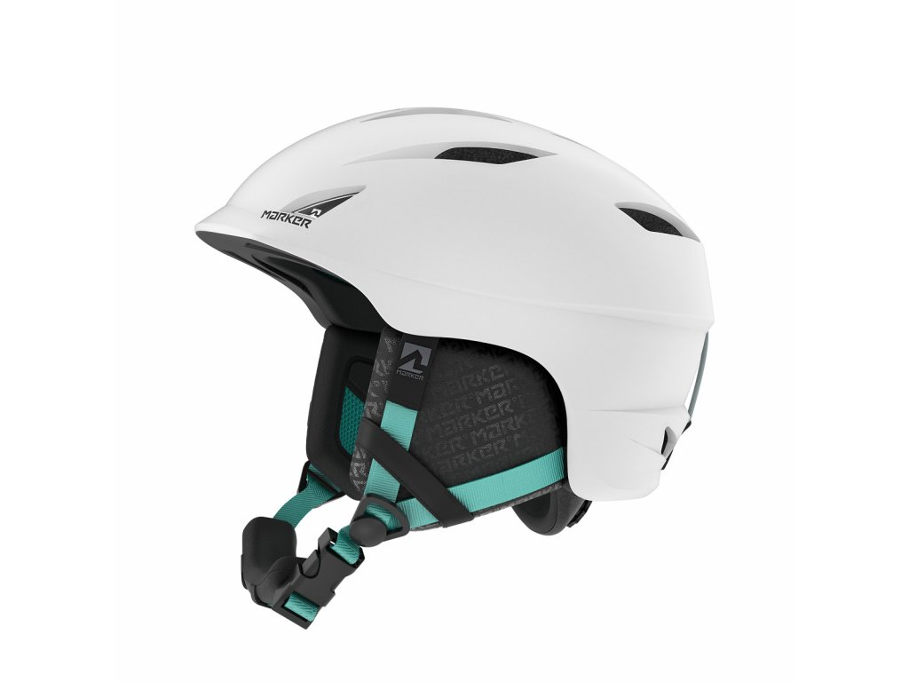 168409 00 Marker helmet Companion white blue trim [1]