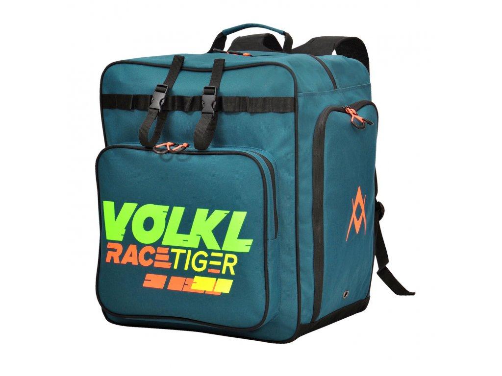 VOLKL Race Boot + Helmet Backpack Blue