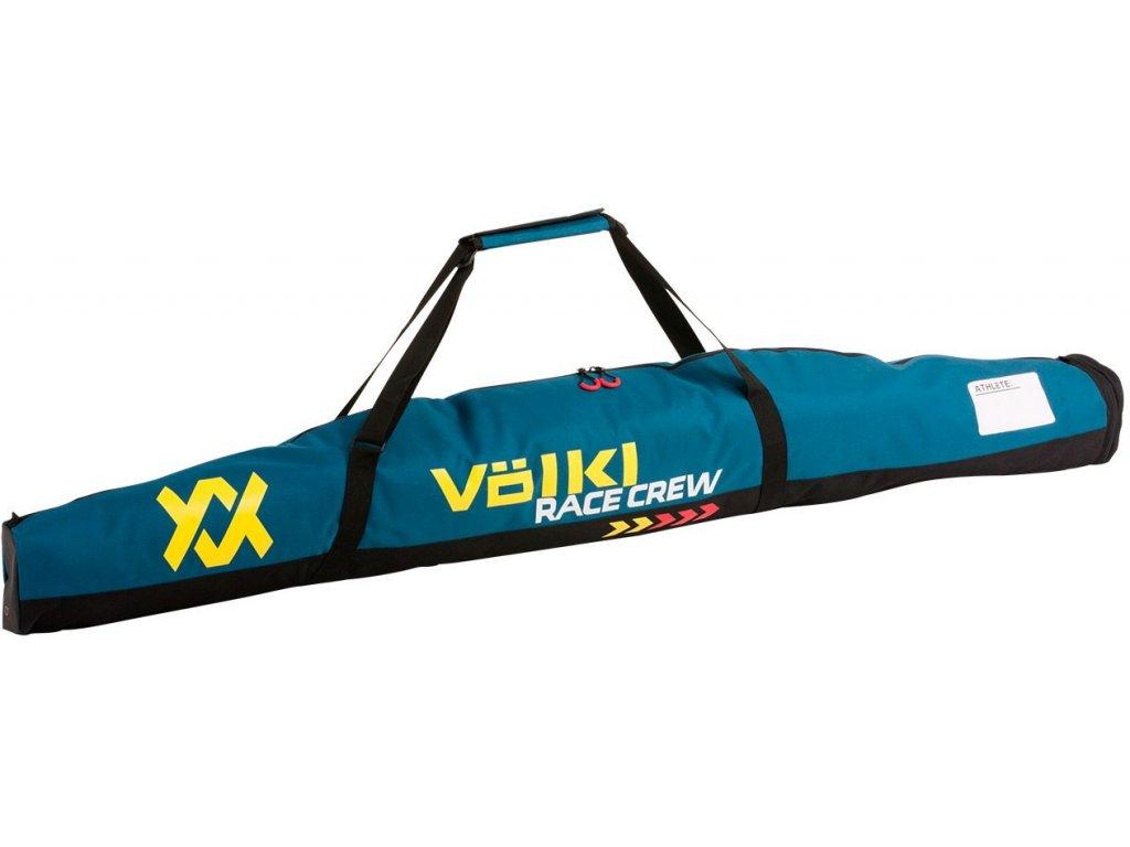 VOLKL Race Single Ski Bag 175 cm Blue