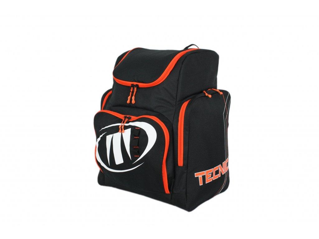TECNICA Family/Team Skiboot Bagpack Black/Orange