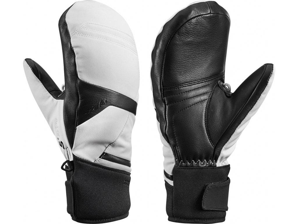 Rukavice LEKI Equip S GTX Lady Mitt Black/White
