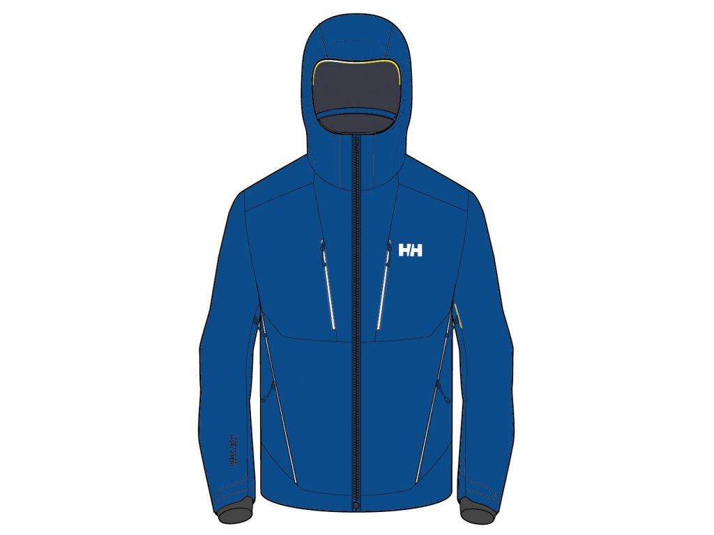 Bunda HELLY HANSEN Alpha 3.0 Jacket Olympian Blue