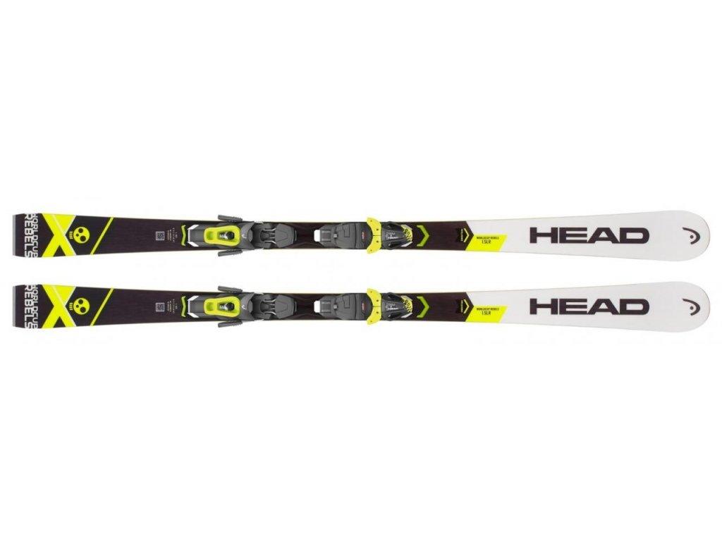 HEAD WC Rebels  i.SLR AB + PR 11 GW 18/19