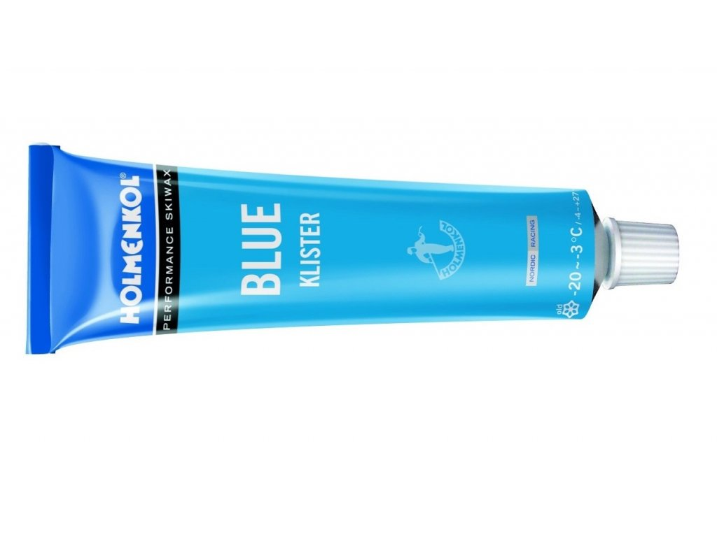 HOLMENKOL Klister Blue -3°C/-20°C