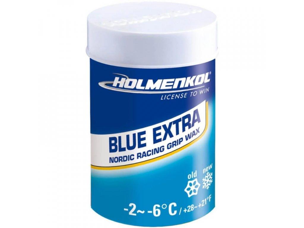 HOLMENKOL Grip BLUE EXTRA -2°C/-6°C