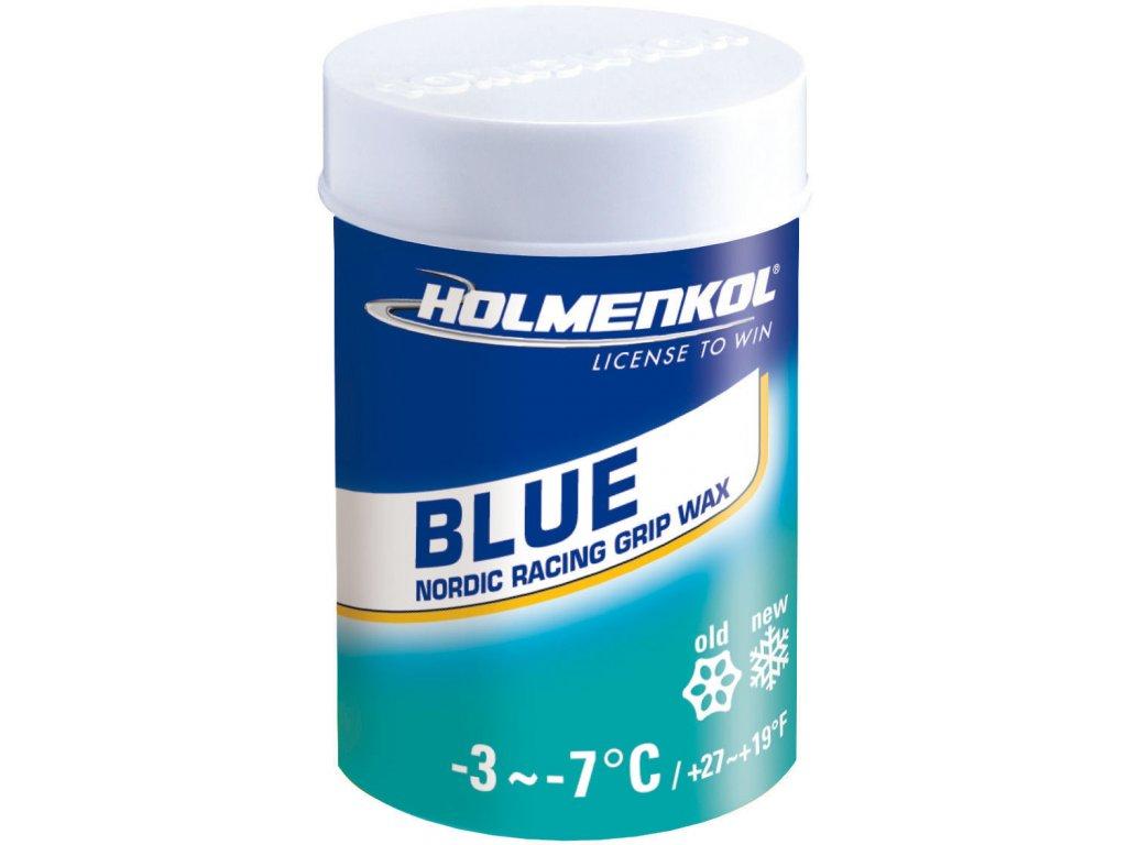 HOLMENKOL GRIP Blue -3°C/-7°C
