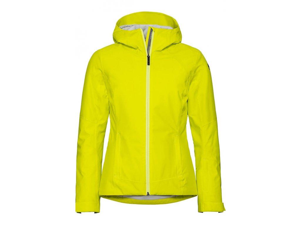 Bunda HEAD Momentum Jacket W Yellow
