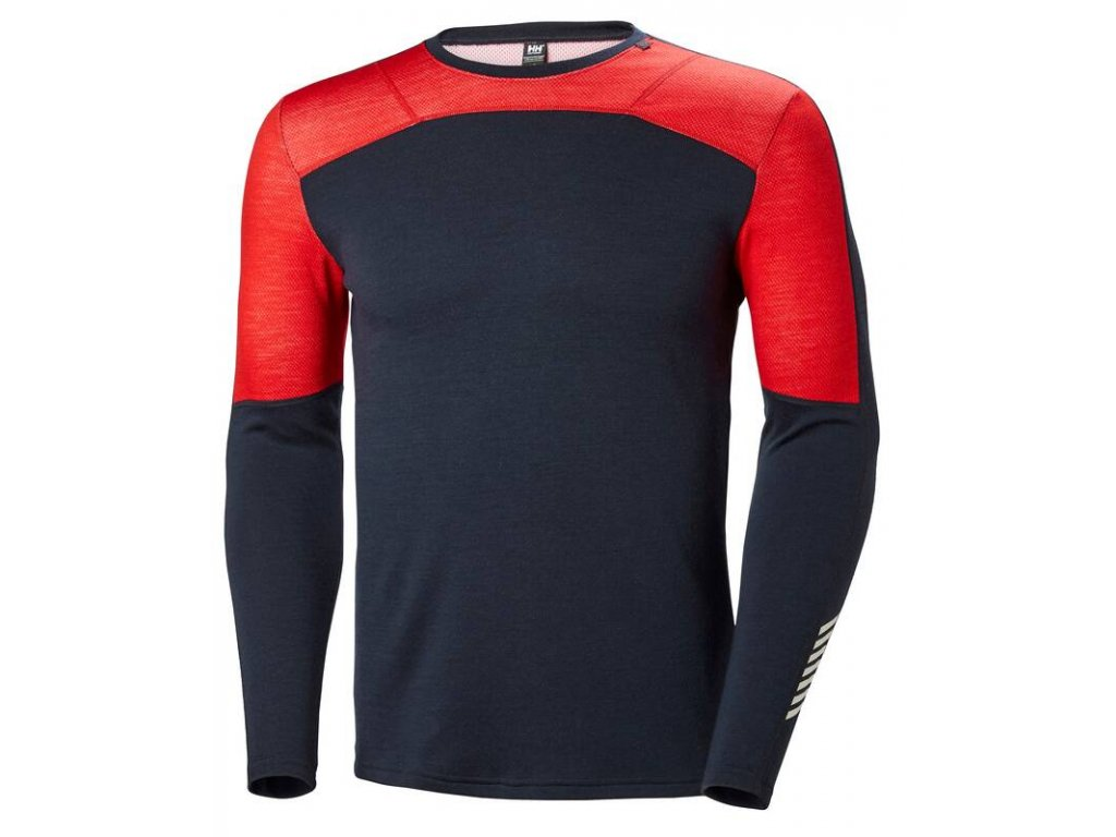 helly hansen lifa merino crew baselayer shirt ll[1]