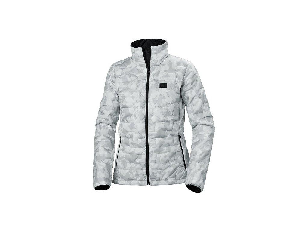 Dámská bunda HELLY HANSENLifaloft Insulator Jacket SWE Navy
