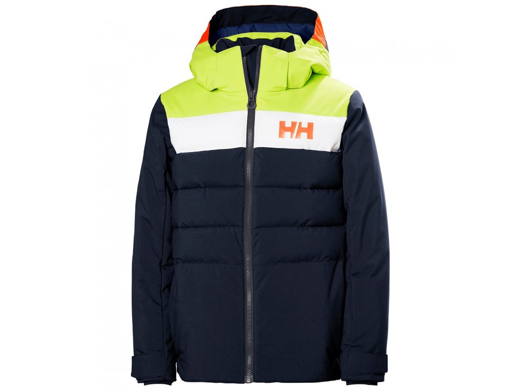 Lyžařská bunda HELLY HANSEN JR Cyclone Jacket
