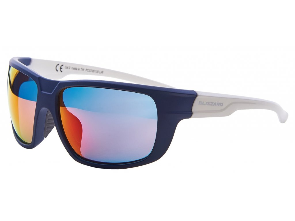 Sluneční brýle BLIZZARD Rubber Dark Blue
