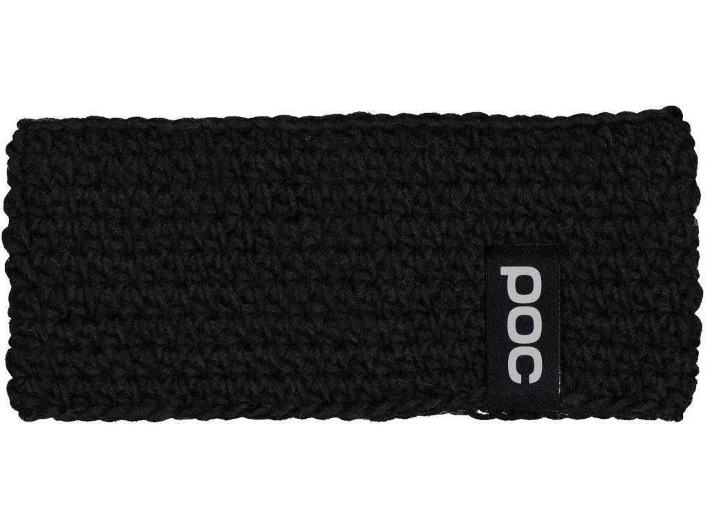 Čelenka POC Crochet Black