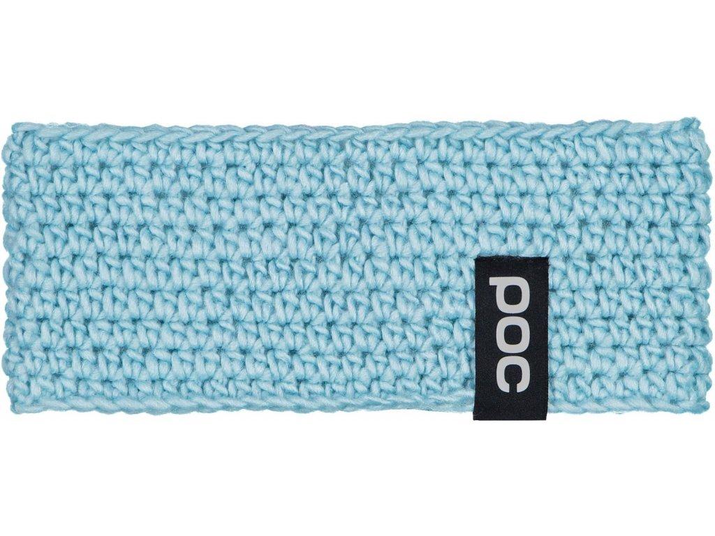 Čelenka POC Crochet Blue