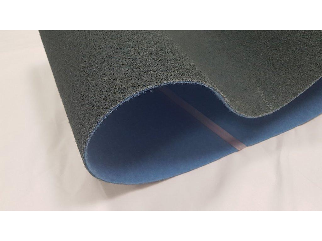 Hladící pás Bibielle SCLS 320x1340mm, P 240 Modrý (VFN)