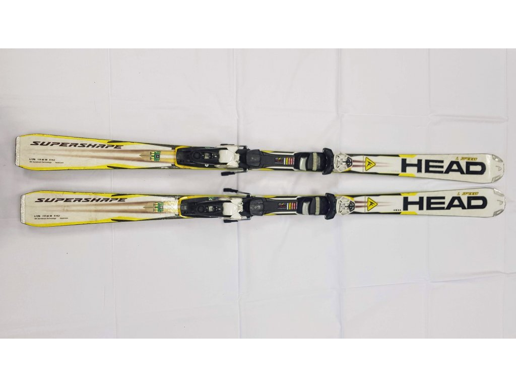 HEAD SUPERSHAPE iSPEED 170cm