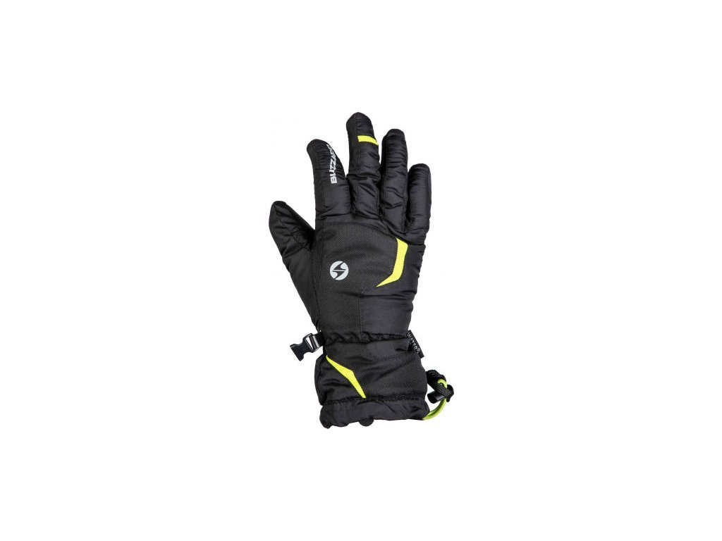 blizzard reflex jnr ski gloves 9[1]