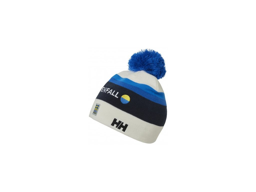 Čepice HELLY HANSEN SKI TEAM BEANIE White/STD