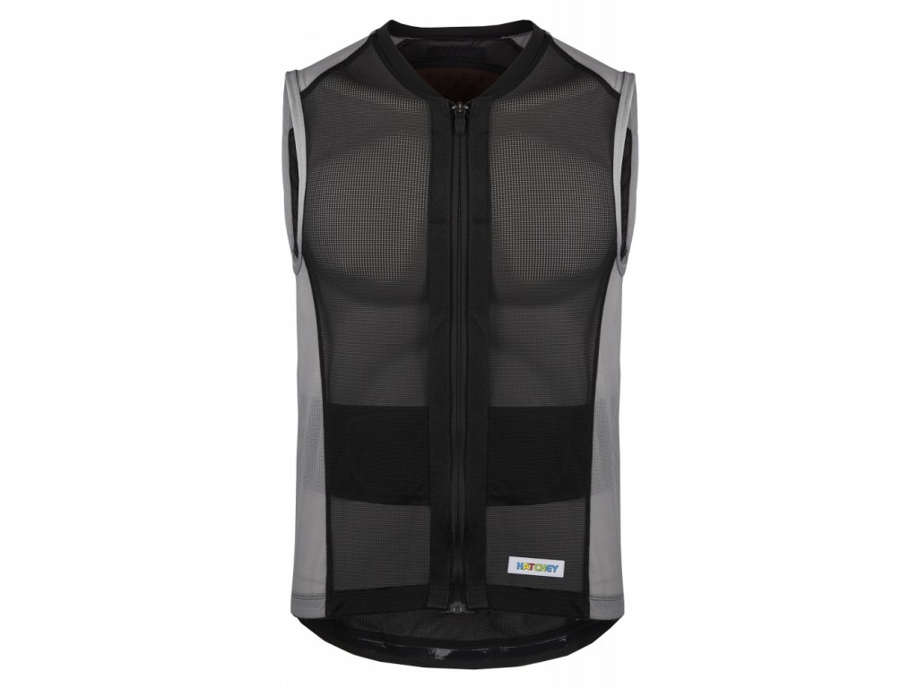 vest air fit junior blackgreycolor[1]
