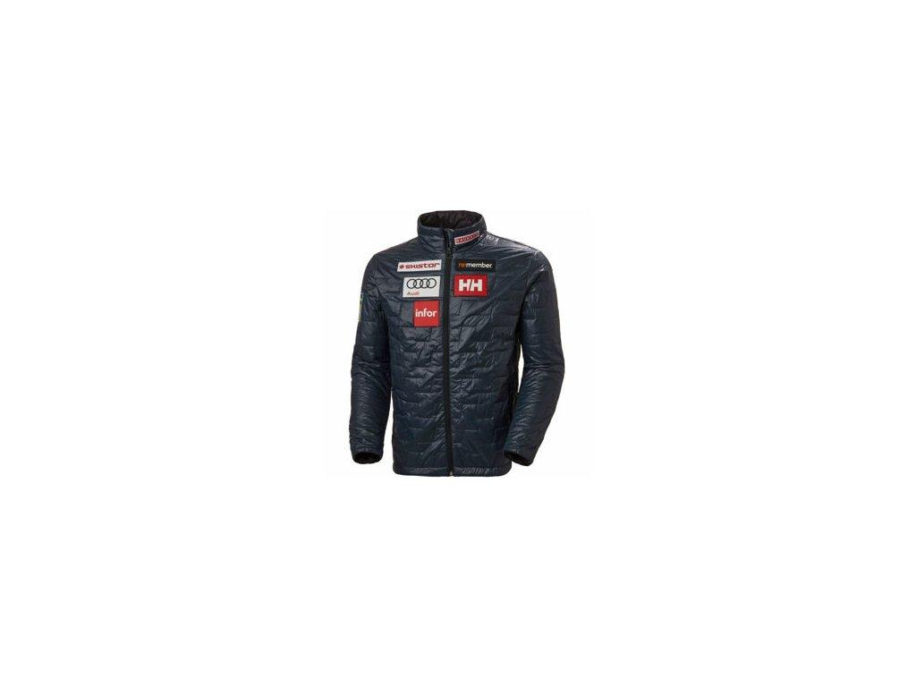 Lyžařská bunda HELLY HANSENLifaloft Insulator Jacket SWE Navy