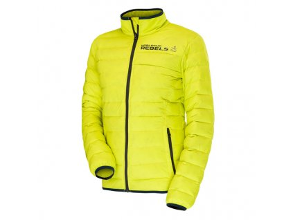 Bunda HEAD Race Team JR Insulated Jacket Yellow