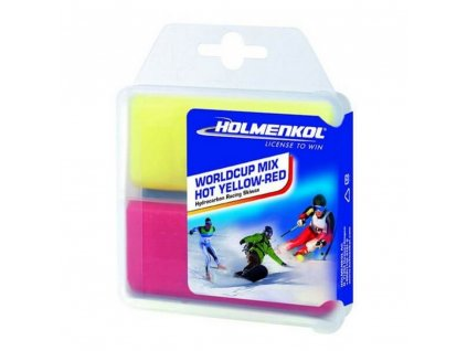 HOLMENKOL WorldCup Mix Hot 2x35g