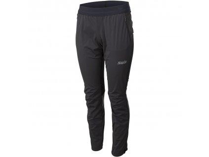 Kalhoty SWIX CROSS W Black/Grey