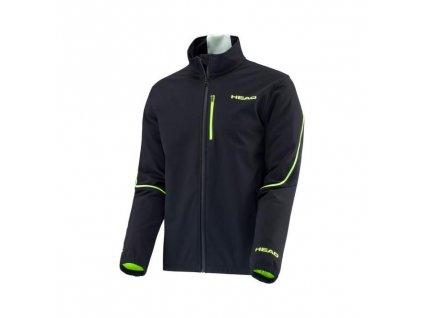 head race team training jacket black green p9018 5256 medium[1]