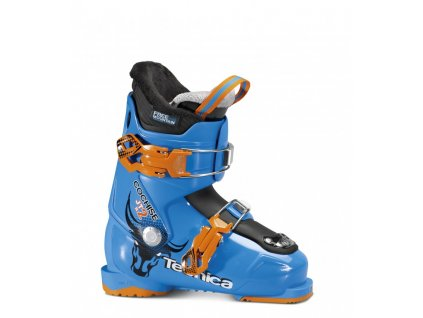 Lyžáky TECNICA JTR 2 Cochise Blue/Orange