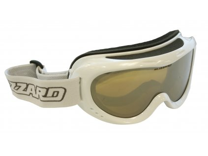 BLIZZARD 907 MDAZPO White Metalic Polarized JR