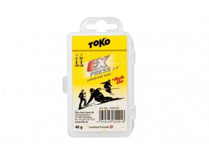 TOKO Express Rub-On 40g