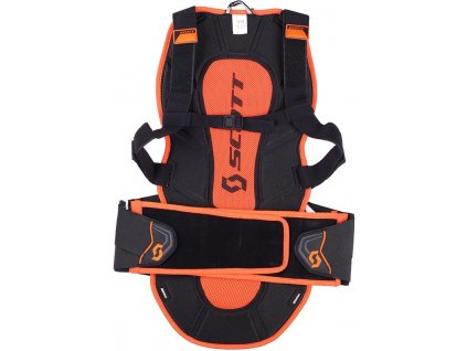 SCOTT Back Protector X-Active Black/Orange