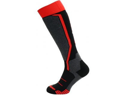 Ponožky BLIZZARD Allround Black/Anthracite/Red